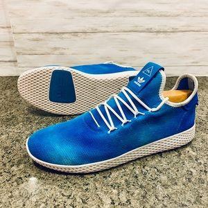 adidas Primeknit Pharrell - HU - Bright Blue
